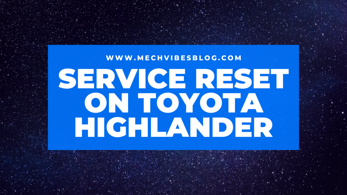 Service-Reset-on-Toyota