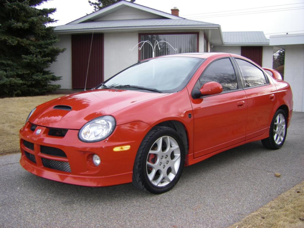 Dodge-Neon-SRT-Less-expensive-cars