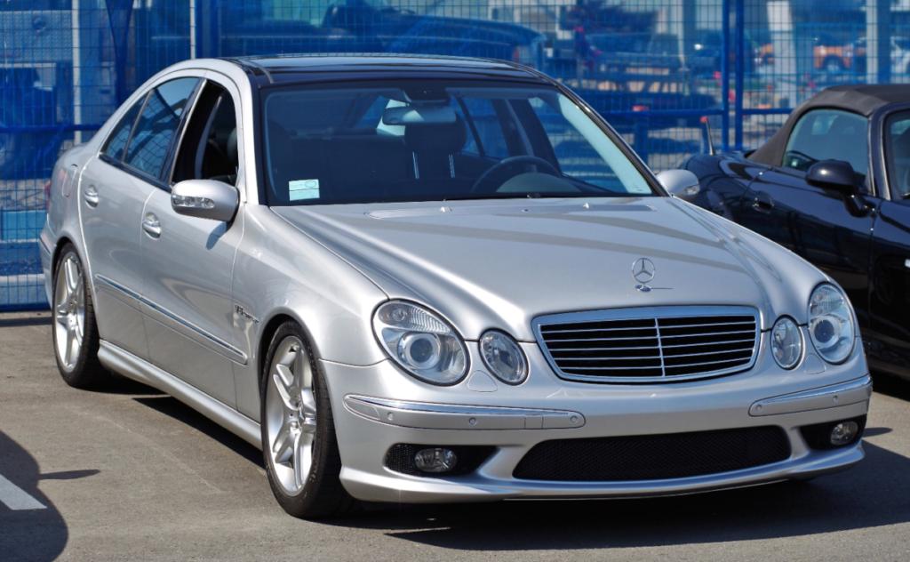 Mercedes-Benz-E55-AMG-less-expensive-cars