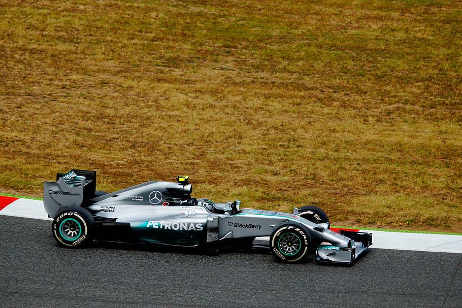 Formula-1-racing