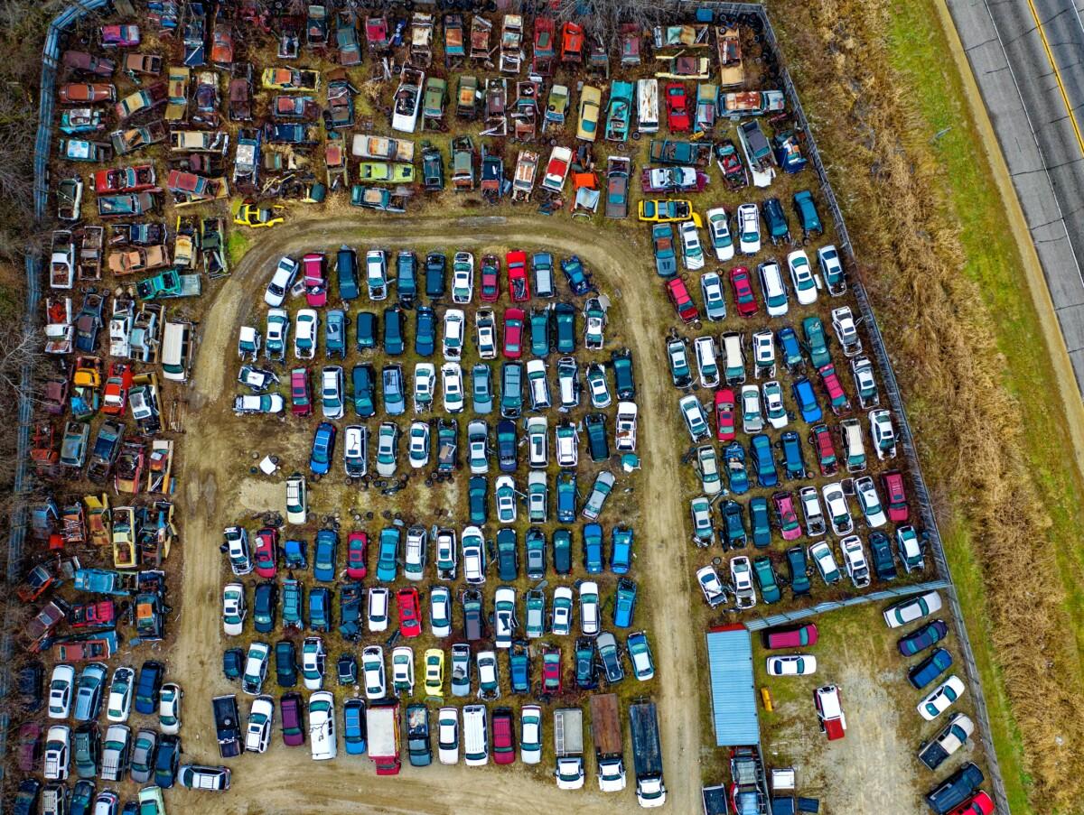 junk-yard