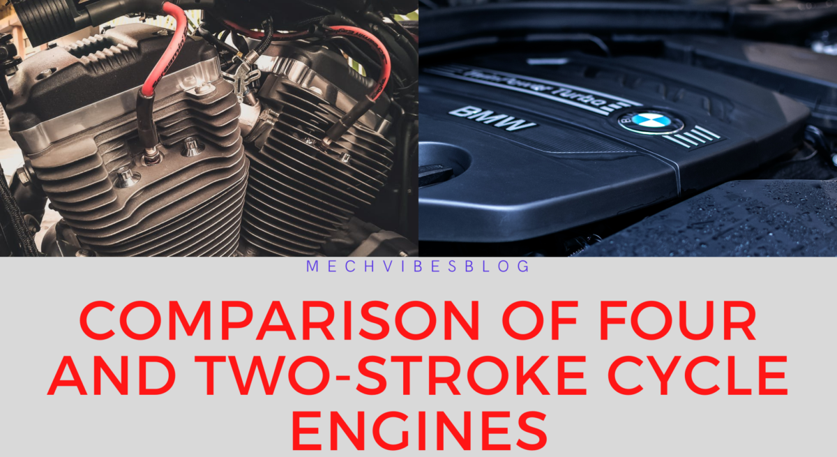 two-stroke and four-stroke
